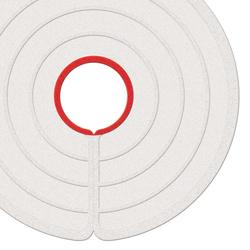 White Flower | Formatteppiche | Markanto Designklassiker UG