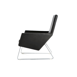Don armchair | Poltrone lounge | Label