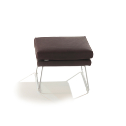 Don footstool | Pouf | Label