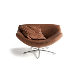 Gigi armchair | Poltrone lounge | Label van den Berg