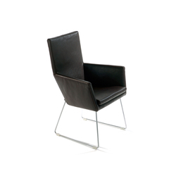 Donna dining chair | Sedie visitatori | Label