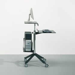 adeco wallstreet workstation | Service tables / carts | adeco