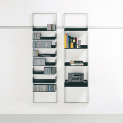 adeco wallstreet living | CD racks | adeco