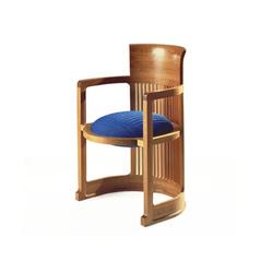 Sedie poltroncine collezione cassina for Sedia barrel wright