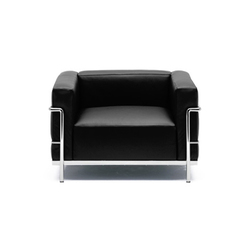 LC3 fauteuil | Lounge chairs | Cassina