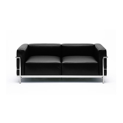 LC3 2-seater | Sofás lounge | Cassina