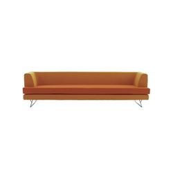 Mono 3 Seat Sofa, Two Arms | Lounge sofas | SCP