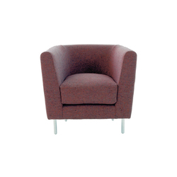 Converse Armchair   Lounge chairs   SCP