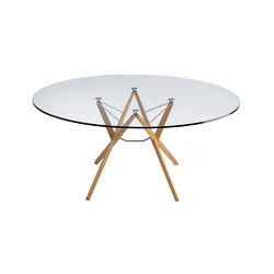 Orione | 2337 | Dining tables | Zanotta