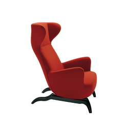 Ardea | 882 | Lounge chairs | Zanotta