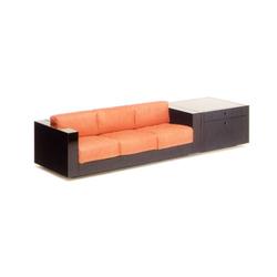 Saratoga sofa | Sofas | Poltronova