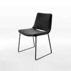 Metropolitan ME48 | Visitors chairs / Side chairs | B&B Italia