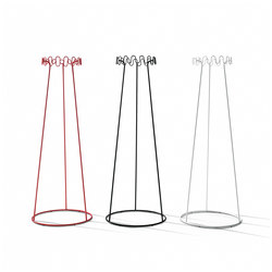 Crown coat stand | Freestanding wardrobes | Desalto
