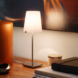 Chiara Table lamp | General lighting | FontanaArte