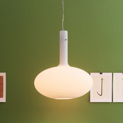 A Tomic Suspension lamp | General lighting | FontanaArte