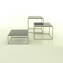 Ile side table | Mesas auxiliares | Living Divani