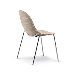 Luna chair 1310-20 | Sillas multiusos | Plank