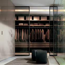 Ubik system | Walk-in wardrobes | Poliform