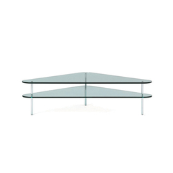 Sax Triangular Coffee Table | Lounge tables | SCP