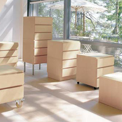 Moduli chest of drawer | Credenze | Muurame