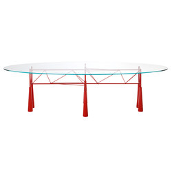 Lybra table | Dining tables | Driade