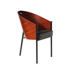 Costes easychair mogano | Visitors chairs / Side chairs | Driade