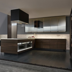 Minimal | Fitted kitchens | Varenna Poliform