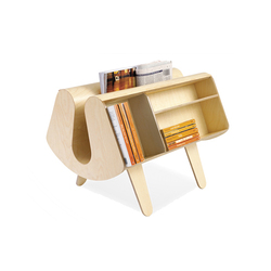 Isokon Penguin Donkey | Magazine holders / racks | Isokon Plus