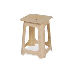Isokon Stool / Round Tray | Side tables | Isokon Plus