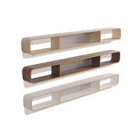 Loop Shelf | Sistemi scaffale | Isokon Plus