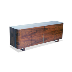 Wing 4-door sideboard | Sideboards | Isokon Plus