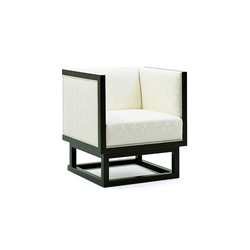 Cabinett | Lounge chairs | Wittmann