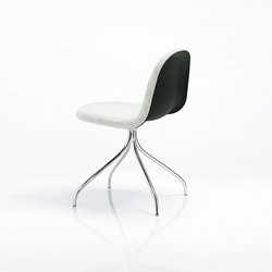 Gubi Chair – Swivel Base | Chairs | GUBI