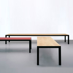 Long Table | Tables de repas | Oswald