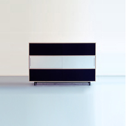 Sideboard h118 | Office shelving systems | Oswald