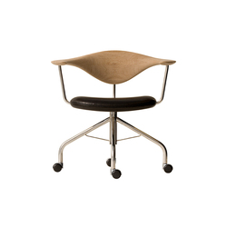 pp502 | Swivel Chair | Sillas de oficina | PP Møbler