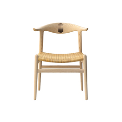 pp505 | Cow Horn Chair | Church chairs | PP Møbler