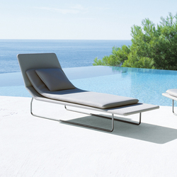 Surf | Tumbonas de jardín | Paola Lenti