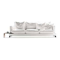 Long Island | Lounge sofas | Flexform