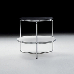 Carlotta small table round | Side tables | Flexform