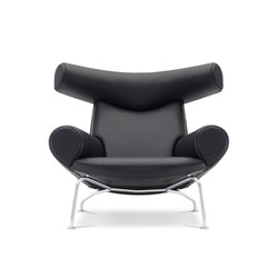 Ox-chair EJ 100 | Poltrone lounge | Erik Jørgensen