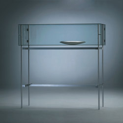 Visibile horizontal stehend | Vitrinen | Alinea Design Objects