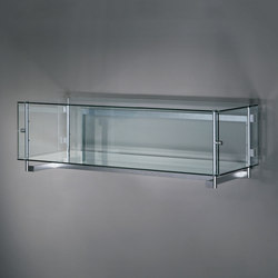 Visibile Horizontal Hanging | Display Cabinets | Alinea Design Objects