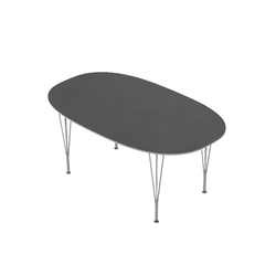Model B616 | Restaurant tables | Fritz Hansen