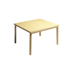 Aalto table square 84 | Tables de réunion | Artek