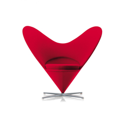 Heart Cone Chair | Fauteuils d'attente | Vitra