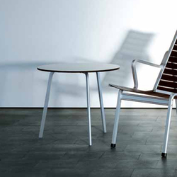 Elox side table | Bistro tables | Lehni