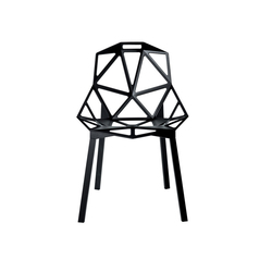 One sedia | Garden chairs | Magis