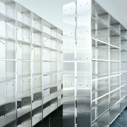 Library shelves | Library shelving systems | Lehni
