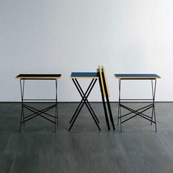 Folding table | Side tables | Lehni